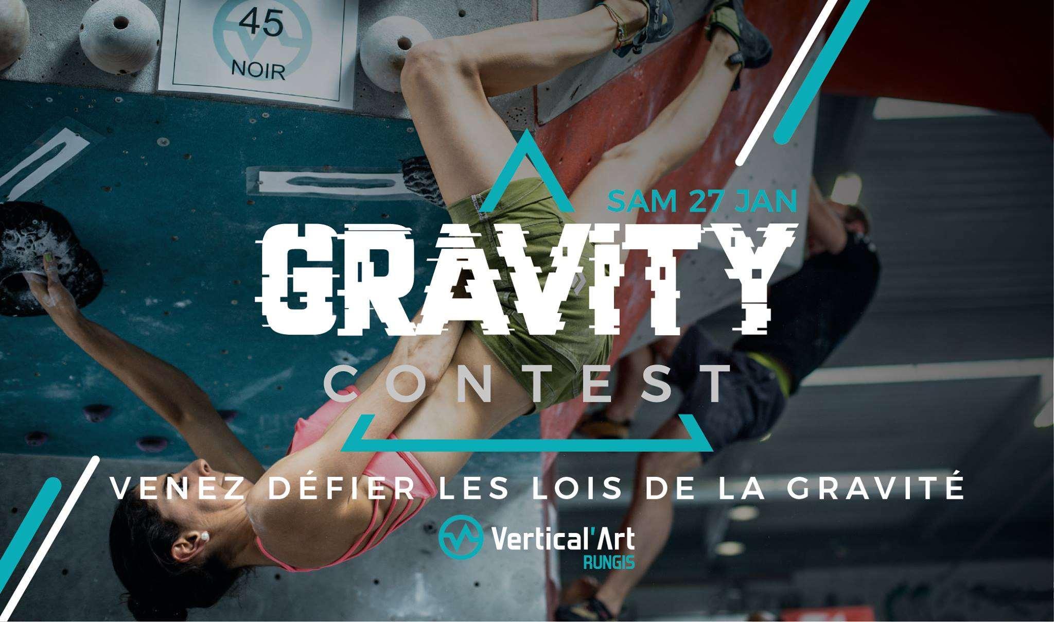 compétition d'escalade de bloc indoor à Vertical'Art Rungis - escalade - restaurant et bar