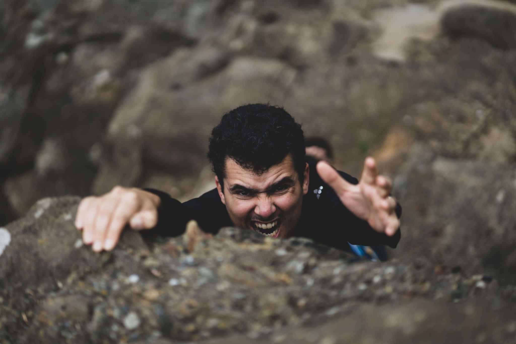 exercices pour gagner en force dans les doigts en escalade